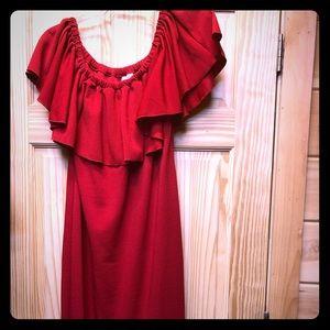 LuLaRoe CiCi dress, never worn